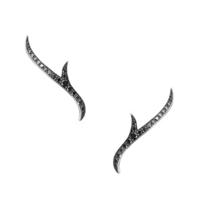 stephen_webster_18k_white_gold_black_diamond_stem_post_earrings