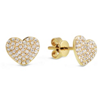 14K_Yellow_Gold_Pave_Diamond_Heart_Earrings