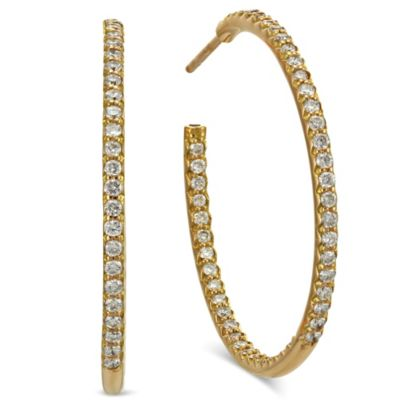 18K_Large_Diamond_Hoop_Earrings