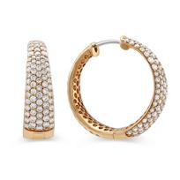 Roberto_Coin_18K_Rose_Gold_Diamond_Scalare_Hoop_Earrings
