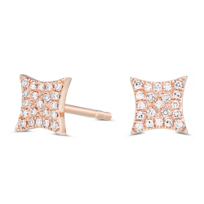14K_Rose_Gold_Diamond_Kite_Shape_Earrings