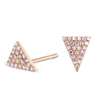 14K_Rose_Gold_Diamond_Triangle_Earrings