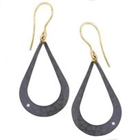 toby_pomeroy_14k_yellow_gold_&_matte_black_sterling_silver_diamond_teardrop_earrings