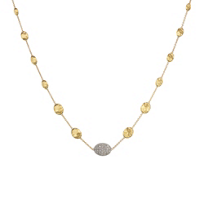 Marco_Bicego_18K_Yellow_&_White_Gold_Siviglia_Diamond_Necklace,_0.43cttw