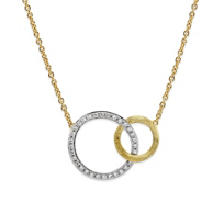 Marco_Bicego_18K_Yellow_&_White_Gold_Jaipur_Link_Diamond_Necklace,_0.25cttw
