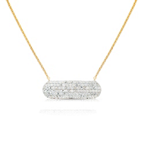 Phillips_House_14K_Two-Tone_Affair_Diamond_Oblong_Oval_Necklace