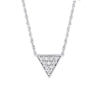 14K_White_Gold_Diamond_Triangle_Necklace