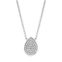 14K_White_Gold_Diamond_Teardrop_Necklace