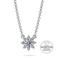 "diama_18k_white_gold_swarovski_created_diamond_bloom_starburst_necklace,_18""_________________"
