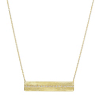 14K_Yellow_Gold_Round_Diamond_Horizontal_Bar_Necklace