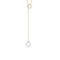 "phillips_house_14k_yellow_gold_diamond_hero_lariat_necklace,_20.5"""