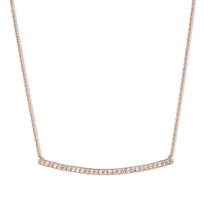 14K_Rose_Gold_Round_Diamond_Curved_Bar_Necklace