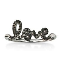 14K_White_Gold_and_Black_Diamond_Love_Ring