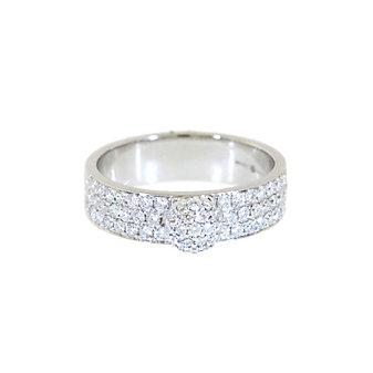 Phillips House14K White Gold Diamond Infinity Affair Love Always Ring