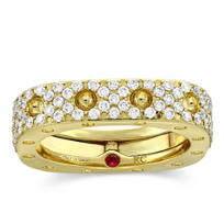 Roberto_Coin_18K_Yellow_Gold_Diamond_Pois_Mois_Ring