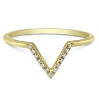14K_Yellow_Gold_Diamond_V_Ring