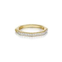 phillips_house_14k_yellow_gold_diamond_octagon_hammered_hero_ring