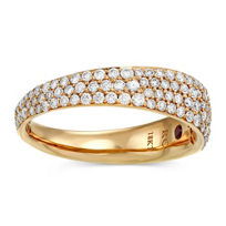 Roberto_Coin_18K_Rose_Gold_Scalare_Diamond_Ring,_0.67cttw