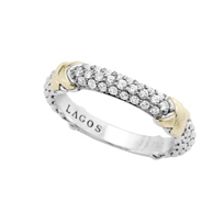 Lagos_Sterling_Silver_&_18K_Yellow_Gold_Diamond_Lux_Beaded_Ring