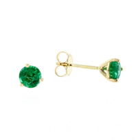 14k_yellow_gold_emerald_stud_earrings