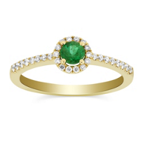 14K_Yellow_Gold_Emerald_and_Round_Diamond_Halo_Ring