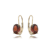 14k_yellow_gold_oval_garnet_leverback_drop_earrings