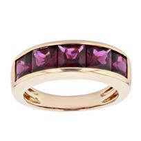 14k_rose_gold_square_channel_set_garnet_ring