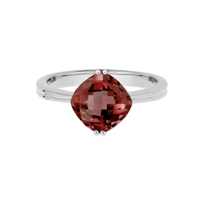 14K_White_Gold_Checkerboard_Cushion_Garnet_Ring