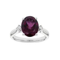 14k_white_gold_oval_rhodolite_garnet_&_diamond_ring