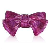 Judith_Leiber_Just_For_You_Fuchsia_Bead_Bow_Clutch