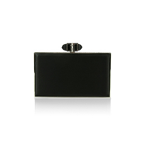 Judith_Leiber_Coffered_Rectangle_Clutch,_Black_Satin