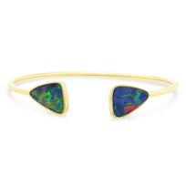 14k_yellow_gold_opal_doublet_cuff_bracelet