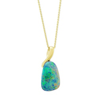 14K_Yellow_Gold_Opal_Doublet_Pendant
