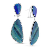 18K_White_Gold_Boulder_Opal_and_Diamond_Dangle_Earrings