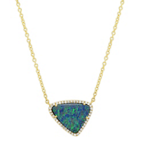 18K_Yellow_Gold_Assembled_Boulder_Opal_and_Round_Diamond_Necklace