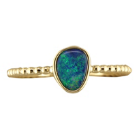 14K_Yellow_Gold_Opal_Doublet_Ring