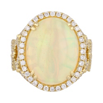 18k_yellow_gold_oval_opal_cabochon_ring_with_diamond_halo