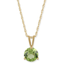 14K_Yellow_Gold_Round_Peridot_Solitaire_Pendant,_5mm