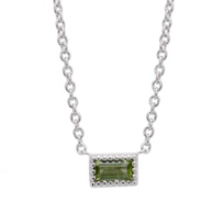 14K_White_Gold_Baguette_Peridot_Necklace
