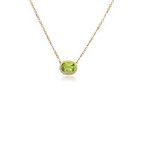 14k_yellow_gold_oval_peridot_rope_bezel_set_necklace,_19""