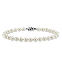 14K_White_Gold_7x7.5mm_Cultured_Pearl_Bracelet