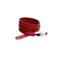 Vincent_Peach_Freshwater_Cultured_Pearl_Esperanza_Bracelet,_Red