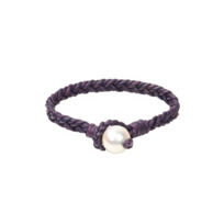 Vincent_Peach_Freshwater_Cultured_Pearl_Lagos_Bracelet,_Purple