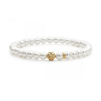 Lagos_18K_Yellow_Gold_White_Freshwater_Cultured_Pearl_Caviar_Icon_Bracelet
