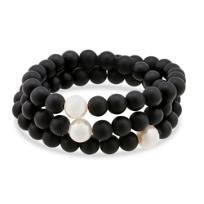 Black_Wooden_Bead_&_Freshwater_Cultured_Pearl_Wrap_Bracelet
