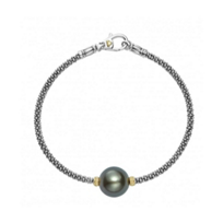 lagos_sterling_silver_&_18k_yellow_gold_black_freshwater_pearl_1_station_luna_bracelet