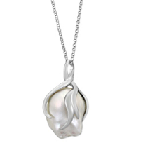 Sterling_Silver_Baroque_Freshwater_Cultured_Pearl_Pendant
