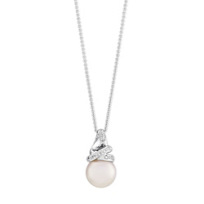 18K_White_Gold_White_Cultured_Pearl_and_Round_Diamond_Swirl_Pendant