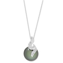 14K_White_Gold_Tahitian_Cultured_Pearl_and_Diamond_Pendant