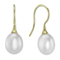14K_Yellow_Gold_White_Freshwater_Cultured_Pearl_Earrings